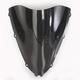 Smoke Acrylic Windscreen - WSAS622