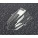 Clear Double Bubble Windscreen - 16-914V-01