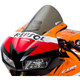 Smoke Corsa Windscreen - 24-408-02