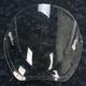 Clear Double Bubble Windscreen - 16-709-01