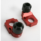 Red Axle Block Sliders - DRAX-101-RD