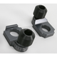 Titanium Axle Block Sliders - DRAX-101-TI