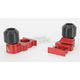 Red Axle Block Sliders - DRAX-103-RD