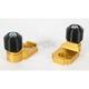 Gold Axle Block Sliders - DRAX-105-GD