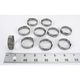 29.9-33.1mm Stepless Hose Clamps - 11-0070