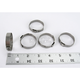 36.4-39.6mm Stepless Hose Clamps - 11-0072