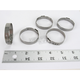 40.8-44.0mm Stepless Hose Clamps - 11-0073