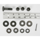 Parkerized Upper  Motor Mount Hardware Kit - 2650-13