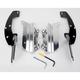 Batwing Black Trigger Lock Hardware - MEK1948