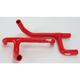 Red Performance Radiator Hoses - SFSMBC173R