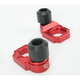 Red Axle Block Sliders - DRAX-108-RD