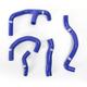 Blue Radiator Hose Kit - APR4BL