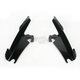 Night Shades Black No-Tool Trigger-Lock Hardware Kit to Change from Sportshield to Fats/Slim - Plates Only - MEB8863
