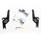 Night Shades Black No-Tool Trigger-Lock Hardware Kit for Sportshields - MEB8915