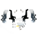 Night Shades Black No-Tool Trigger-Lock Hardware Kit for Sportshields - MEB8933