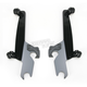 Night Shades Black No-Tool Trigger-Lock Hardware Kit to Change from Fats/Slim to Sportshield - Plates Only - MEB8833