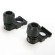 Black Axle Block sliders - DRAX-110-BK