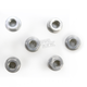 Silver Aluminum Sprocket Nut for Ducati 6-Bolt Hubs - DSN6SL