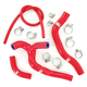 Red Radiator Hose Kit - 1902-0470