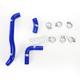 Blue Radiator Hose Kit - 1902-0509