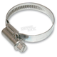 25-40mm Stainless Steel Hose Clamp Set - S32540