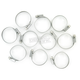 32-50mm Stainless Steel Hose Clamp Set - S33250