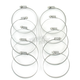 80-100mm Stainless Steel Hose Clamp Set - W380100