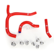 Red Race Fit Radiator Hose Kit - 1902-0789