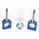 Blue Chain Adjuster Blocks - CHAD.KX.BL
