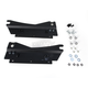 Black Attachment Kit for 2-Up Seats - 000301
