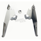 No-Tool Trigger-Lock Plate Only Kit for Batwing Fairing - MEK1704