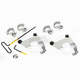 No-Tool Trigger Lock Hardware Kit for Cafe Fairing - MEK2003