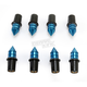 Blue Spike Windscreen Screw Kit - 17-36022