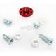 Anodized Seat Button - BMH-SB