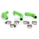 Green Race Fit Radiator Hose Kit - 1902-0977