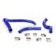 Blue Race Fit Radiator Hose Kit - 1902-0986