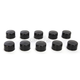Black 1/2 in. Allen Head Bolt Covers - 2402-0158
