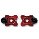Red Axle Block Slider - DRAX-116-RD