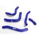 Blue Performance Radiator Hoses - SFSMBC263B