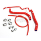 Red OEM Fit Radiator Hose Kit  - 1902-1177