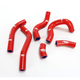 Red OEM Fit Radiator Hose Kit  - 1902-1178