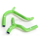 Green Race Fit Radiator Hose Kit - 1902-1201