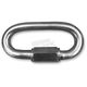 3/8 in. x 3 1/8 in. Stainless Steel Quick Links - 2404-0658