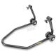 Black Powder-Coat GP3 Rear Sport Bike Stand - 92-8950