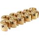.50 oz. Brass Spoke Wheel Weights - WT-SPK10BR-50