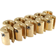.75 oz Brass Spoke Wheel Weights - WT-SPK10BR-75