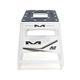 White/Black A2 Aluminum Stand - A2-100