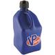 Blue 5 Gallon Square Gas Can - 3532