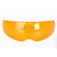 Hi-Def Amber Inner Shield for GM67 Helmets - 72-3538