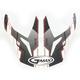 GM11D Adventure Dual Sport Helmet Visor